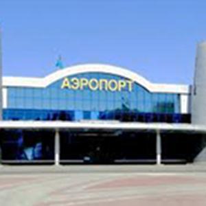 Аэропорты Красноселькупа